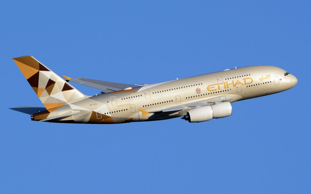 Etihad flight makes emergency landing at Australia aiport