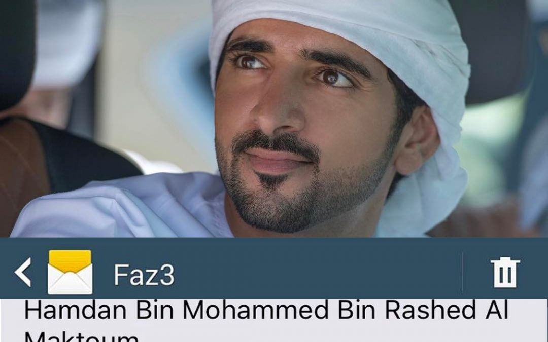 Filipinos in Dubai receive personal text message from Sheikh Hamdan