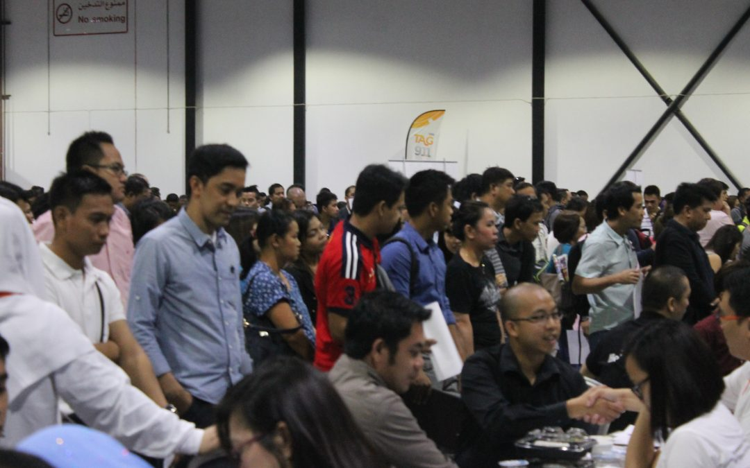 Ph deploys close to 6,000  OFWs a day – DOLE