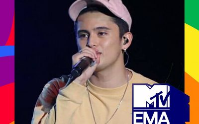 James Reid nominated for Best Southeast Asia Act at MTV Europe
