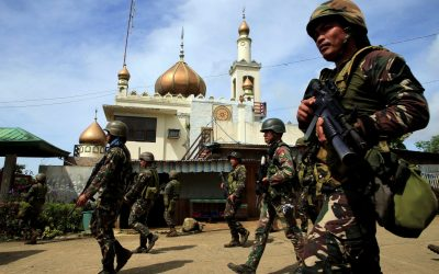 Maute wives surrender to AFP