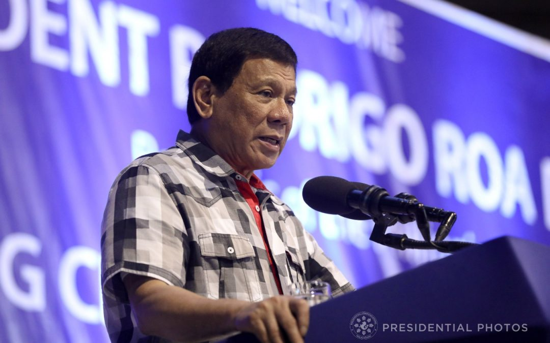 BREAKING: Duterte declares Marawi City free from Maute group