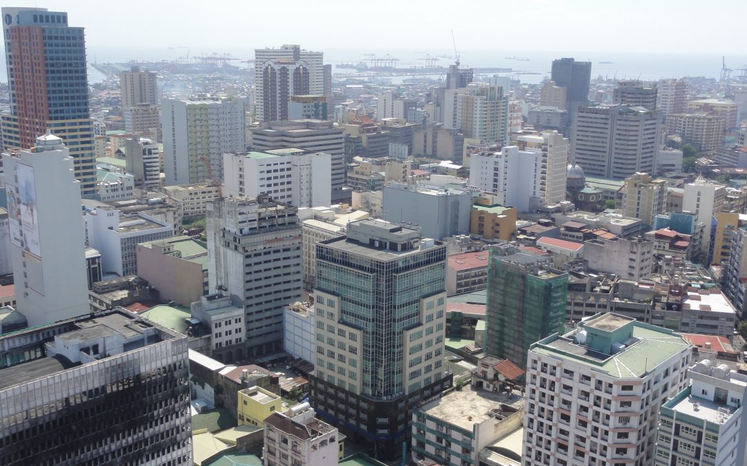 Manila ranked among least safe cities in the world