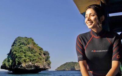Filipino-British 'Bond actress' in awe; to promote PH as fun destination