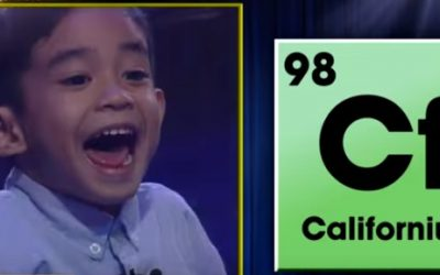 WATCH: 4-year-old Pinoy kid who can recite periodic table of elements