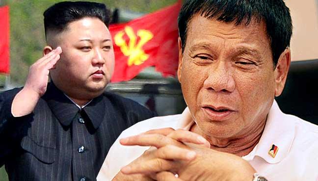 Duterte calls for unity among allies vs. North Korea