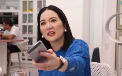 WATCH: Kris Aquino reacts to Xander Ford's transformation