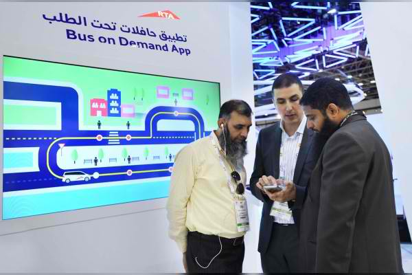 Bus-on-demand mobile app launched in Dubai