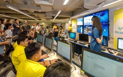 Cebu Pacific launches 24/7 customer command center