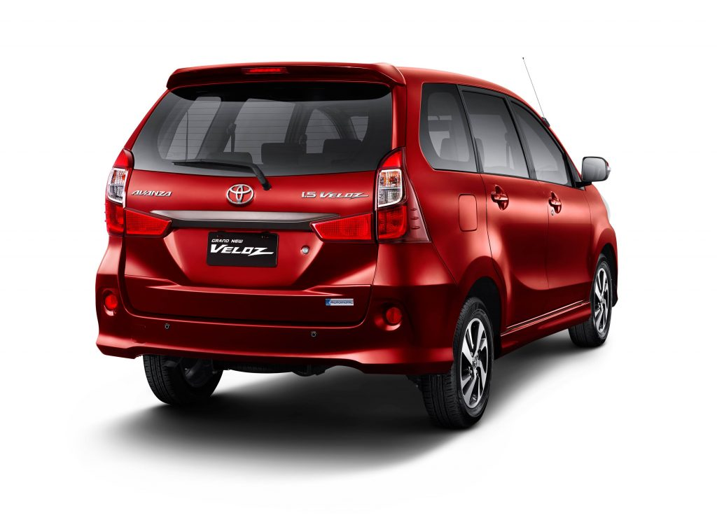 Toyota Releases New Avanza Veloz In PH