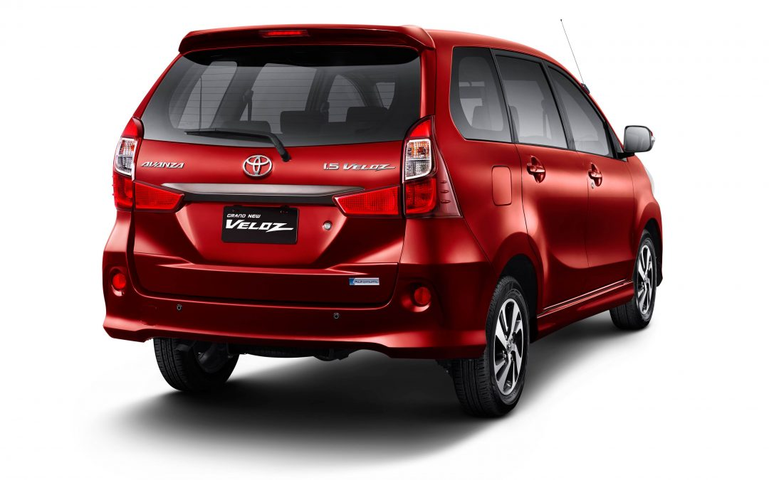 Toyota releases new Avanza Veloz in PH