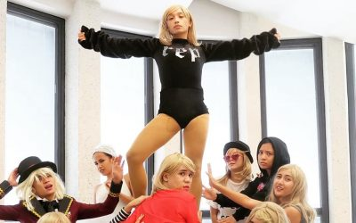 LOOK: Taylor Swift praises Filipino group's 'Taylor-made' Halloween costumes