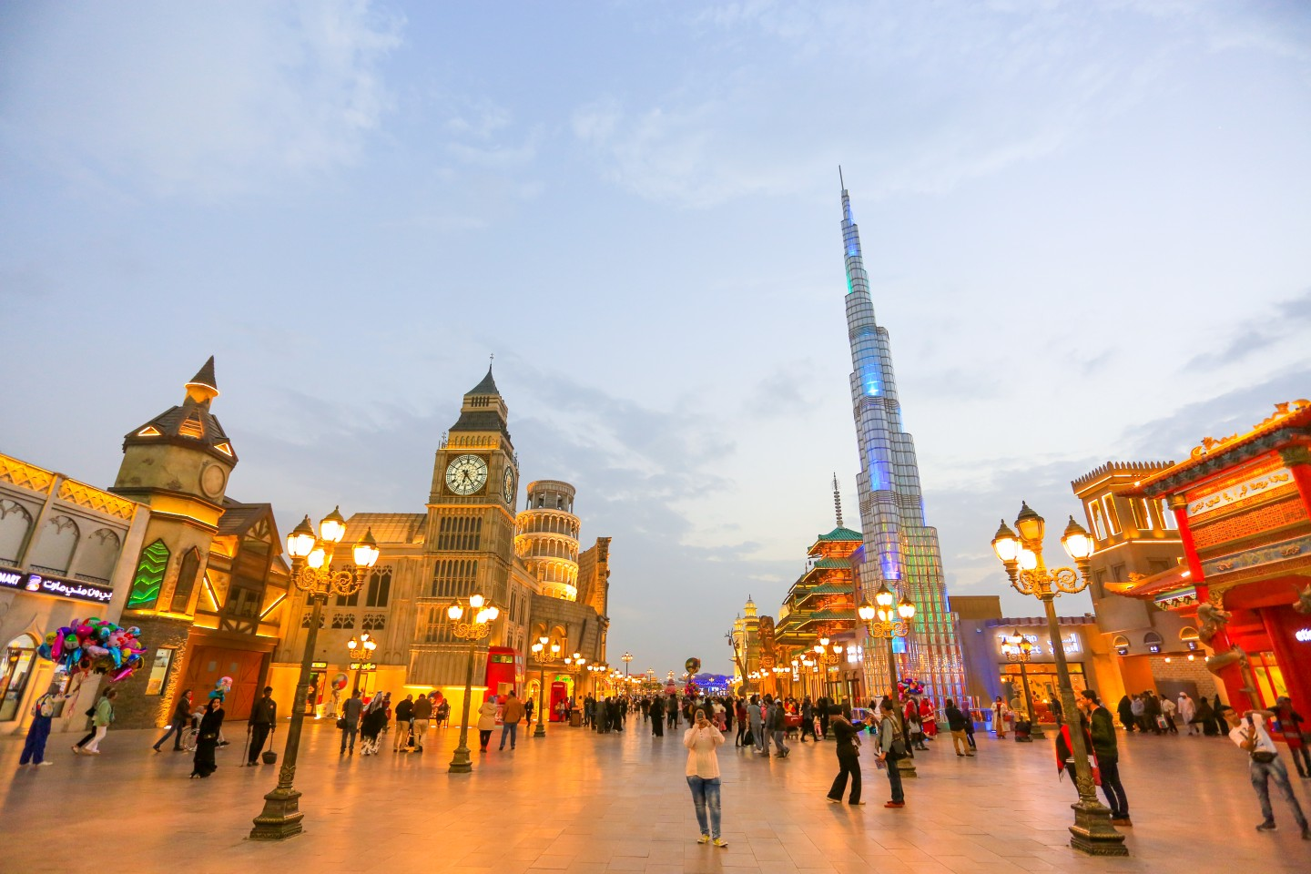 Global Village Opens Today