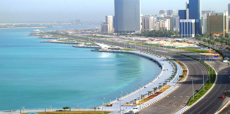 Abu Dhabi Corniche Park named world's Best Public Park