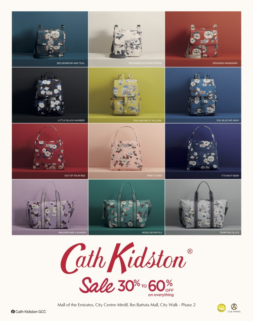 Introducing Cath Kidston S Color Capsule The Filipino Times