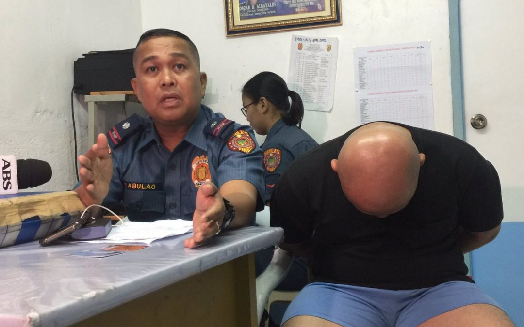 Dubai-based OFW holds up call center agent in Malate
