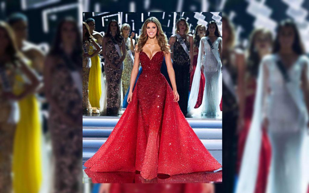 LOOK: Miss Universe 2016 Iris Mittenaere wears Michael Cinco gown ...