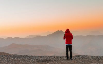 Temperature drops to 15.7°C in UAE mountains