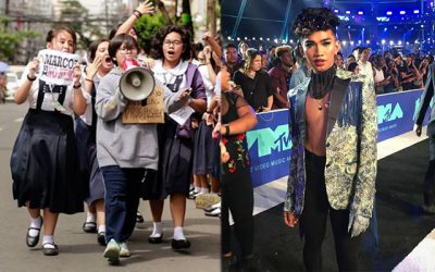 2 Filipinos among TIME's most influential youth