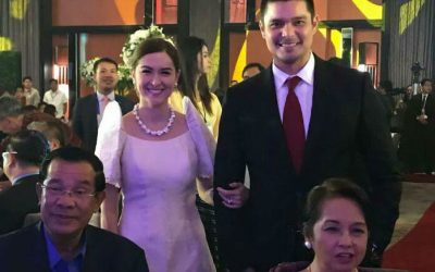 Cambodian PM requested to meet Marian Rivera in person