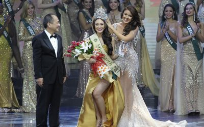 Philippines' Karen Ibasco crowned Miss Earth 2017