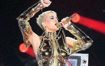 Katy Perry to headline NYE concert in Abu Dhabi