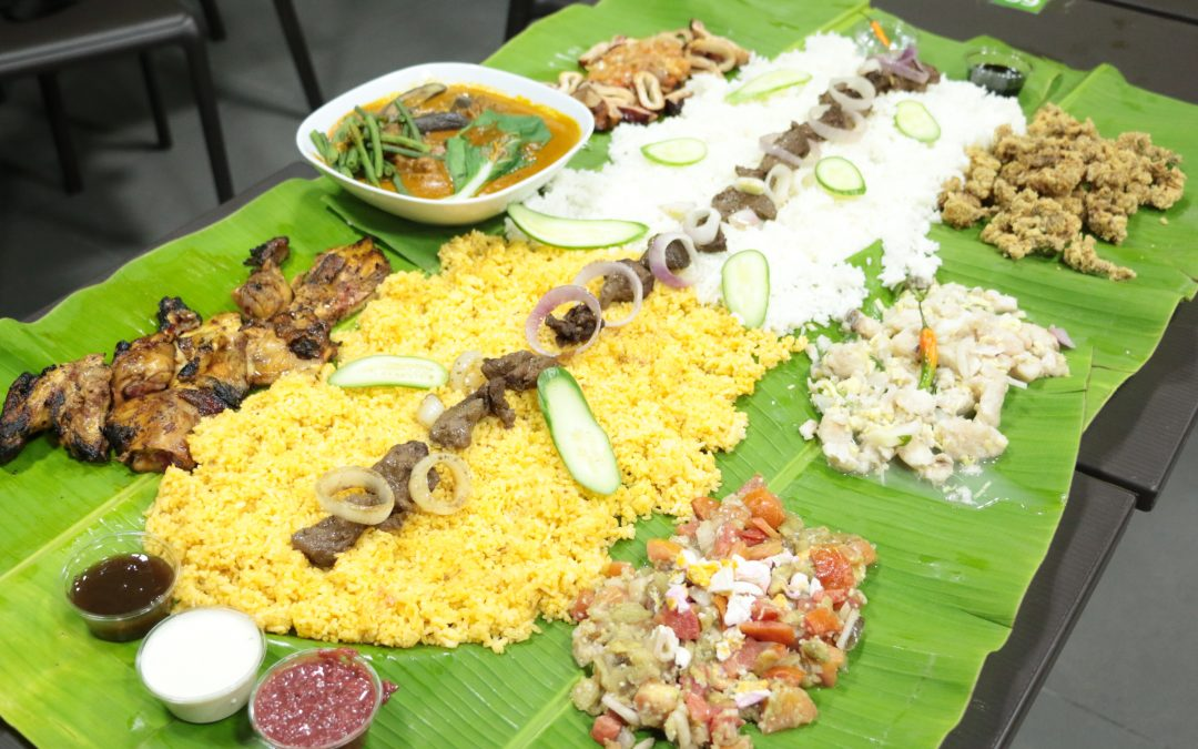 Rice Overdose: Recreating the Filipino feast of flavors