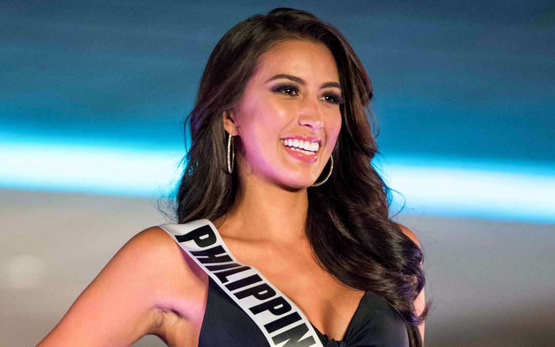 Rachel Peters ends Miss Universe 2017 journey