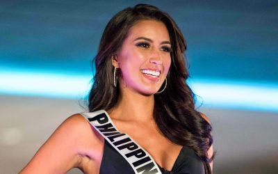 Rachel Peters ends Miss Universe 2017 journey