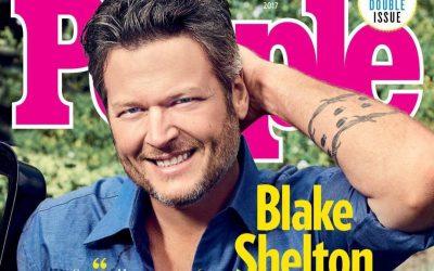 "People names Blake Shelton ""sexiest man alive"""