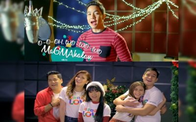 WATCH: ABS-CBN, GMA release 2017 Christmas Station IDs