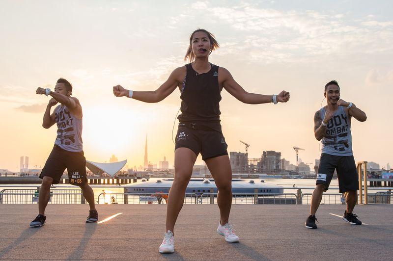 Dubai Fitness Challenge closes to a resounding success