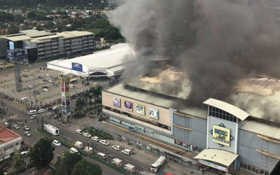 37 persons still unaccounted in NCCC mall fire