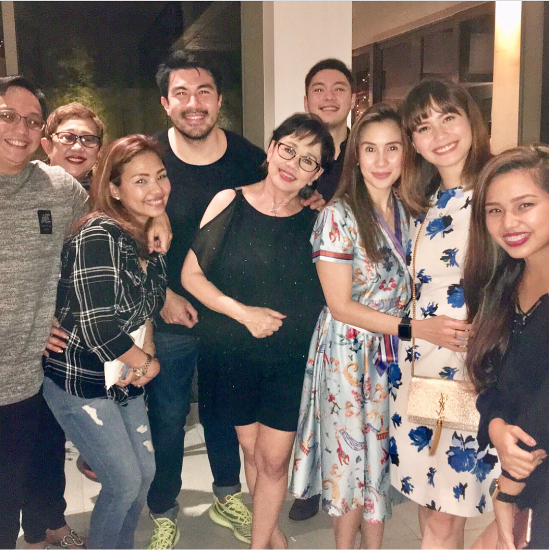 Jessy Mendiola Visits Lucky S Parents The Filipino Times