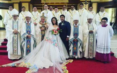 Ai Ai delas Alas and Gerald Sibayan's star-studded wedding