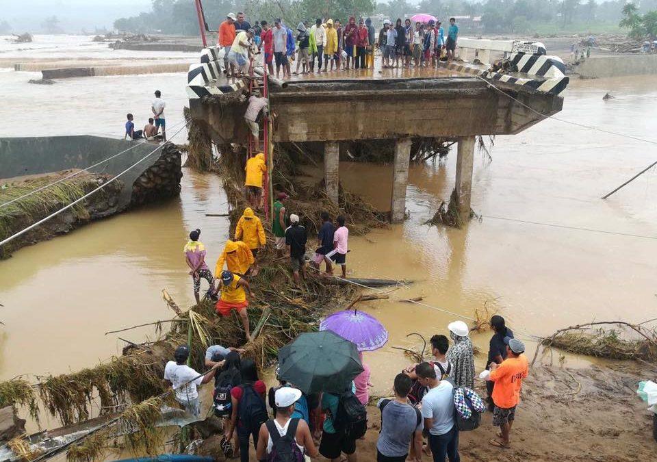 """26 died; 34 injured as """"Urduja"""" hit Eastern Visayas"""