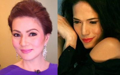 Carmina Villaroel on BB Gandanghari: No bad blood between us