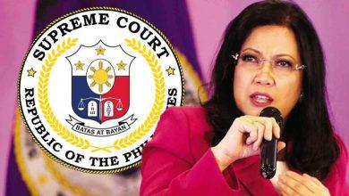 Photo of Supreme Court ousts Maria Lourdes Sereno