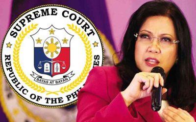 Supreme Court ousts Maria Lourdes Sereno