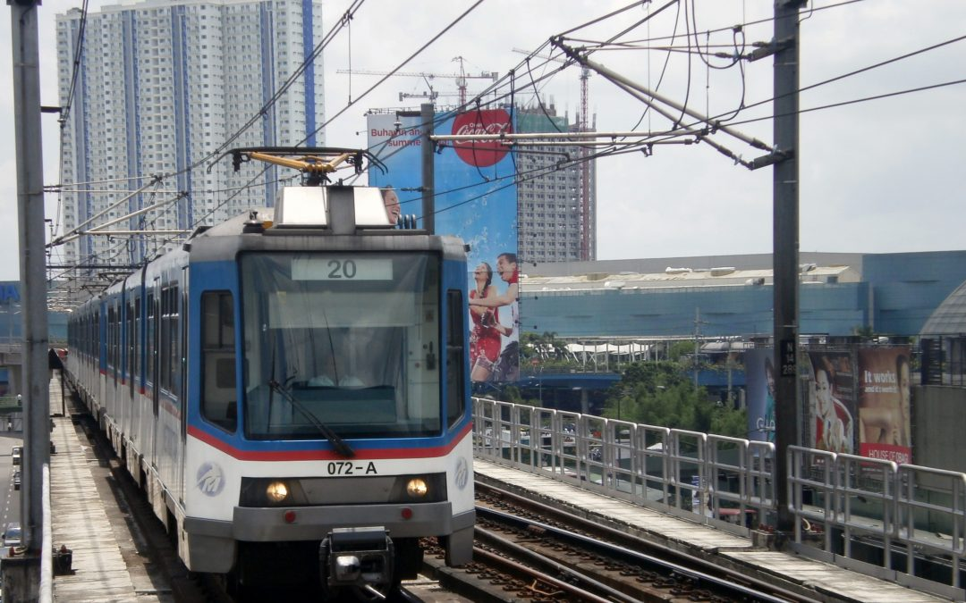 PH signs P18B-loan pact with Japan for MRT-3 rehab