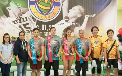 Abu Dhabi Pinoy volleyball enthusiasts hold UAE National Day tourney