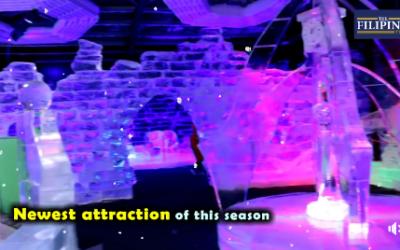 Experience ice cold winter na siguradong mag-eenjoy ang barkada at pamilya.