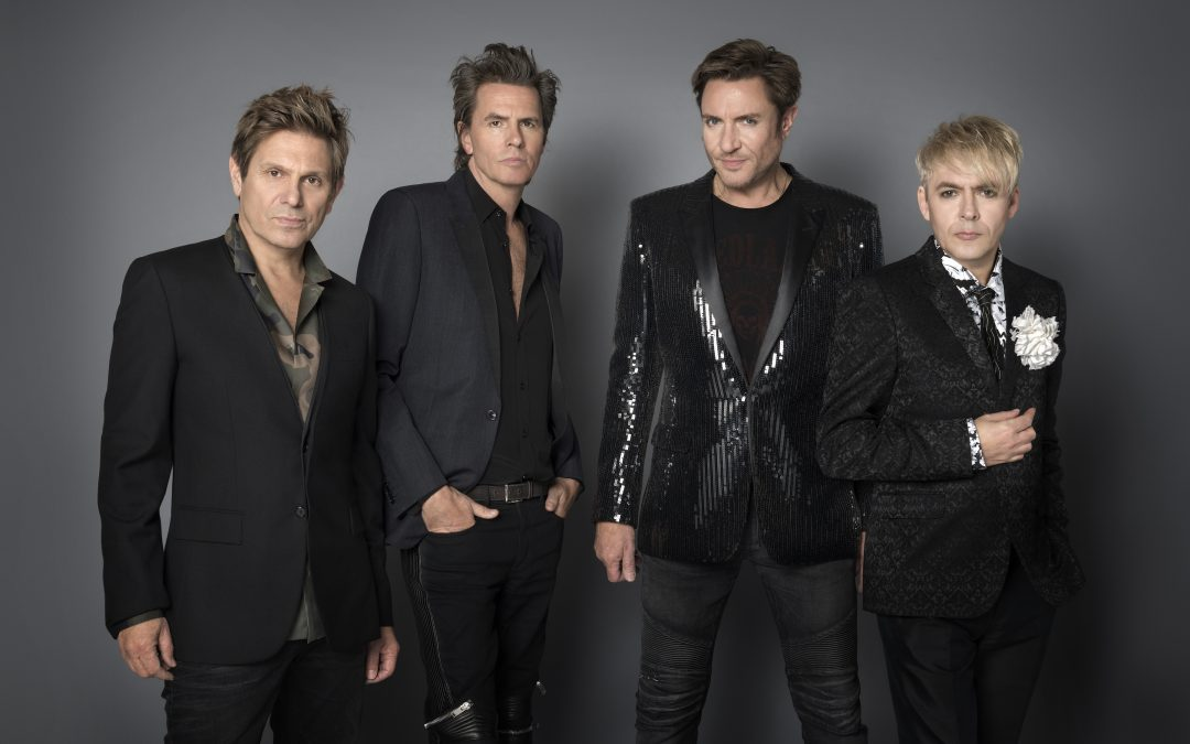 Grammy Award – Winning Duran Duran to headline Emirates airline Dubai jazz festival 2018!