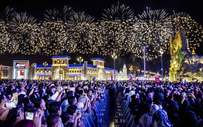Global Village welcomes guests earlier on Fridays during DSF