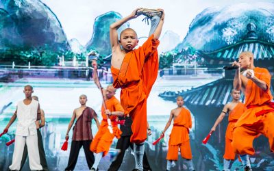 Global Village extends Shaolin Monks Show