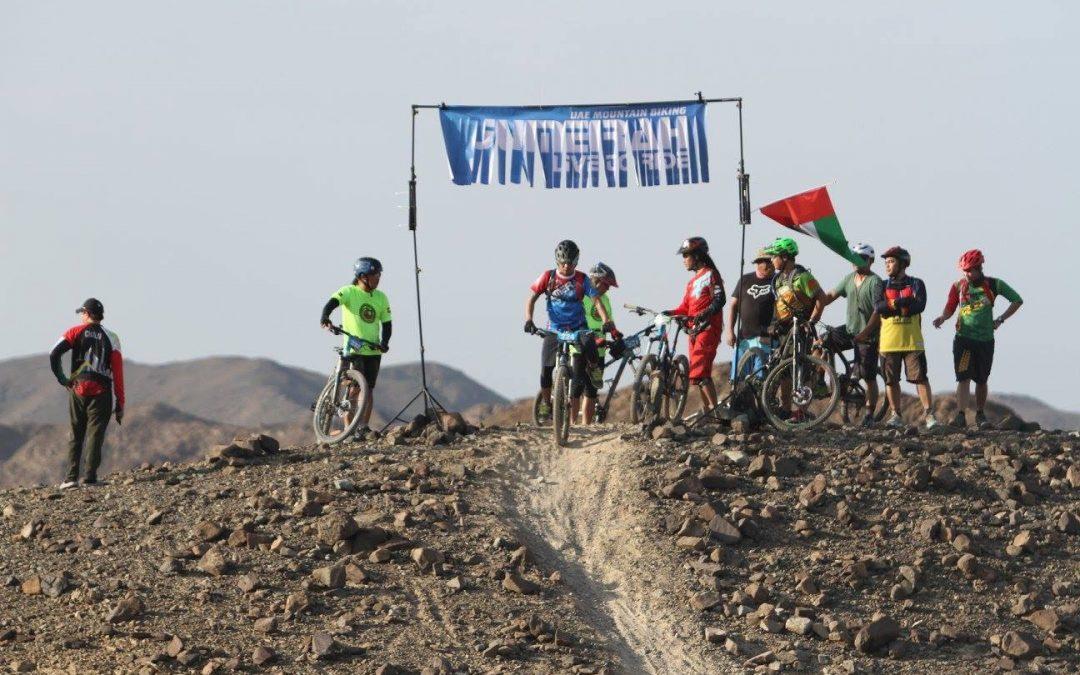 Close to 200 mountain bikers break trail at RAK showdown
