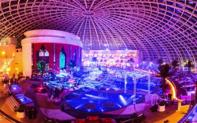 Largest indoor beach in PH opens