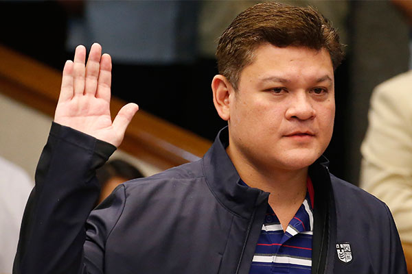 Duterte has a message for son Paolo about resignation