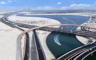 New bridge set to open in January to ease traffic in Downtown Dubai