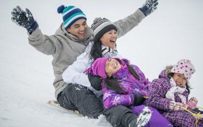 'Wish ko for Christmas? to travel dun sa may snow, kasama family ko'